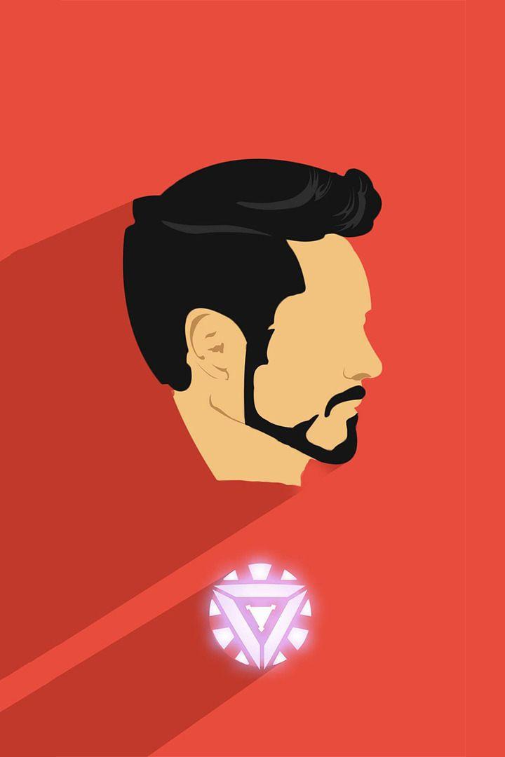 Iron Man Artwork Minimal 2017 720x1280 Wallpaper Iron Man Artwork Iron Man Hd Wallpaper Iron Man Art