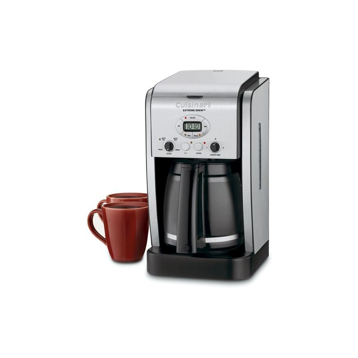 Cuisinart Extreme Brew 12-Cup Programmable Coffeemaker-DCC-2650 ...