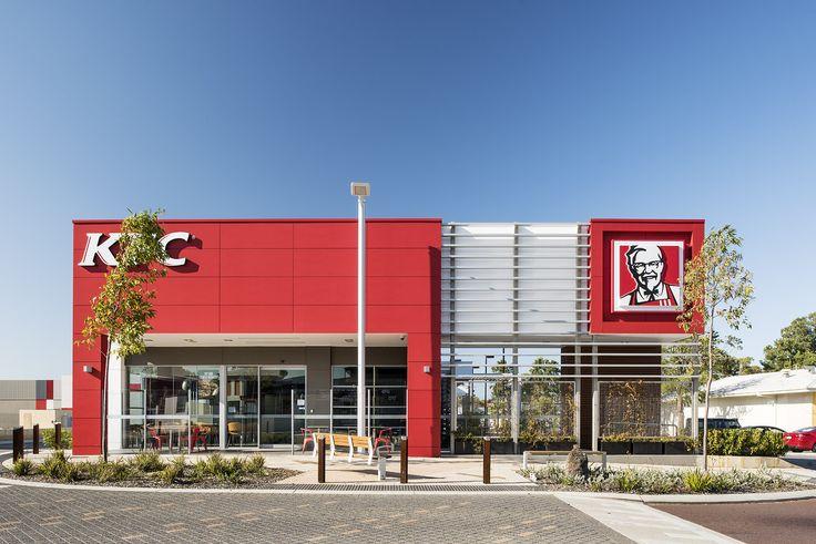 KFC Kwinana by Matthews & Scavalli Architects