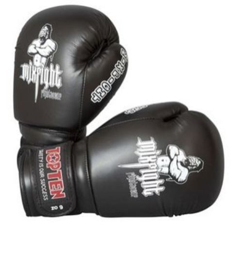 Childrens 8oz Boxing Gloves - WAKO Approved from TopTen