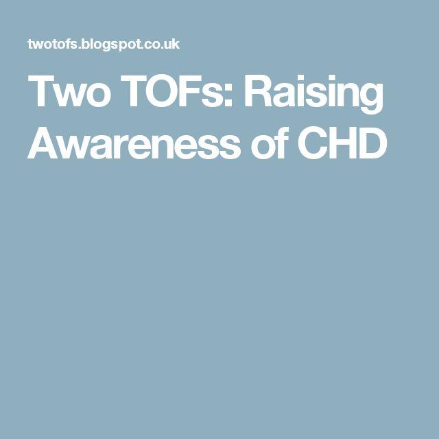 Two TOFs: Raising Awareness of CHD