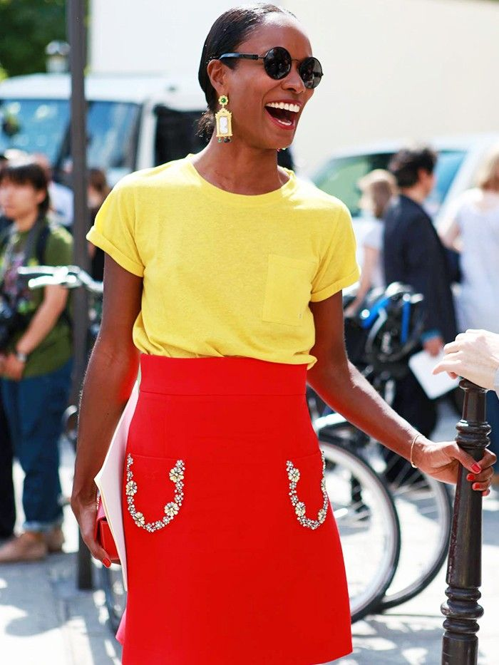 Street Style Experts On the Secrets Behind a Great Outfit Shot via @WhoWhatWearUK
