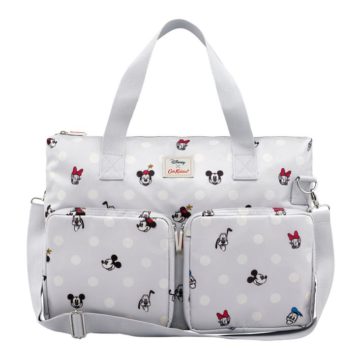 Mickey and Friends Button Spot Everyday Changing Bag | Mickey Mouse Kids Accessories | CathKidston