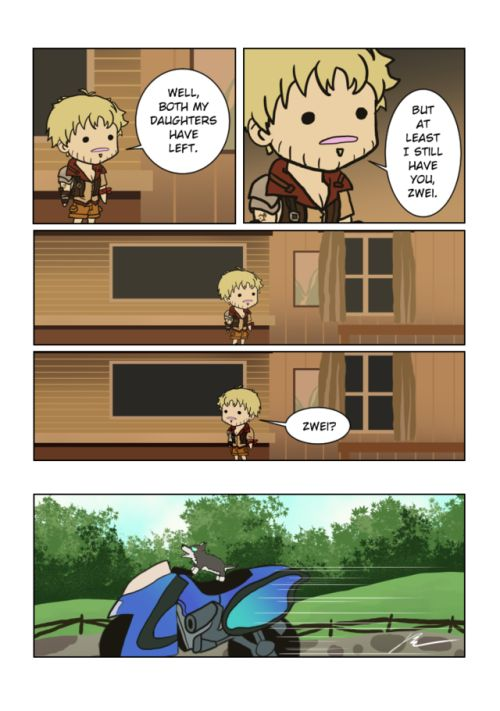 Dumb RWBY comics
