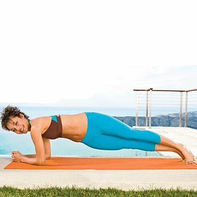 Get more from your core - 24 Fat-Burning Ab Exercises (No Crunches!) - Health.com