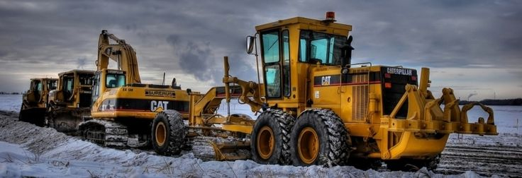 Caterpillar Equipment - Use AMSOIL