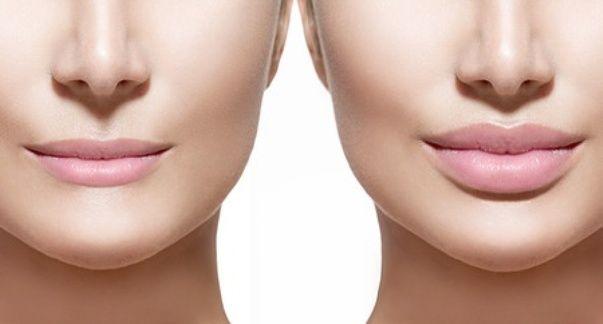 Make-up tips om dunne lippen voller te laten lijken (of dikke lippen dunner)