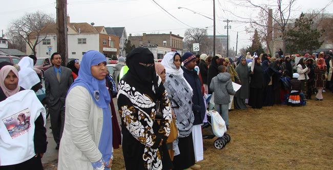Obama dumps 250.000 syrian muslims in US Cities (Columbus Ohio)