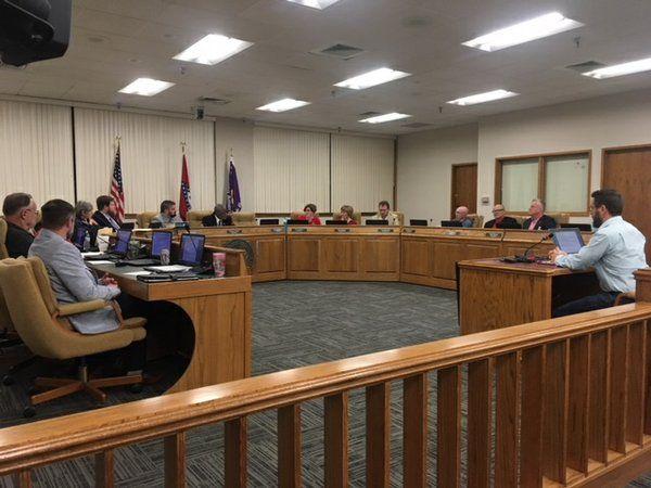 Justices of the Peace deny permit for medical marijuana facility in Washington County - Arkansas Online