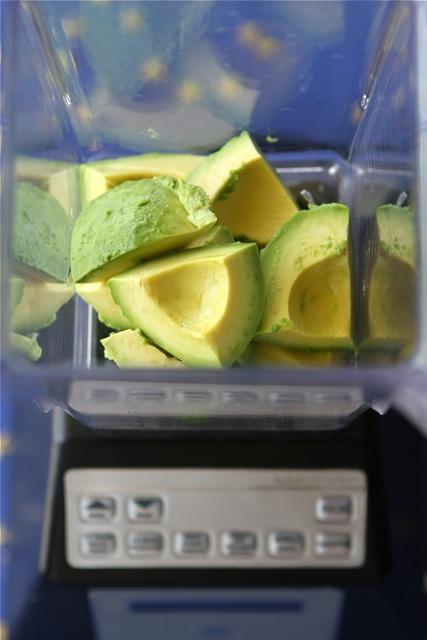 Chilled California Avocado Soup with Coconut Milk | Recipe | Avocado ...