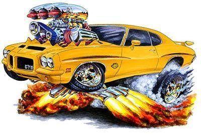 2251 Best Pontiac Gto Images On Pinterest
