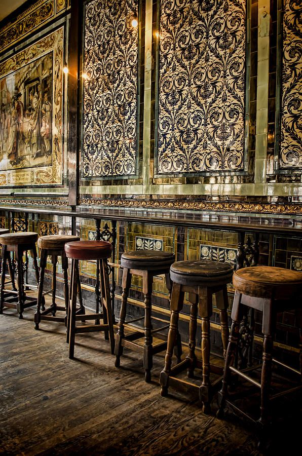 Amazing The Ten Bells Pub, London, England, Where Jack The Ripperu0027s Victims Went  For · Bar InteriorInterior ...