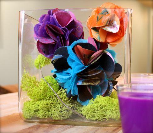 Make it Monday - Flower Frills