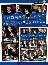 """(DVD). Thomas Lang presents a completely innovative and inspired practice regime, and system for helping you develop incredible drumset technique, that will forever change your approach to drumming. Lang's awesome speed, control, finesse and unparalleled interdependence will inspire you to hone your drumming chops so that you can play more effectively in any musical context. Thomas also offers blazing solos and performances in many different styles, including a definitive version of """"The…"""