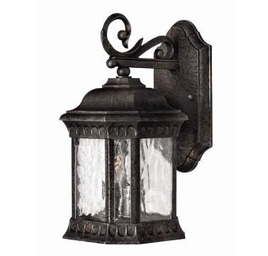 Hinkley Regal Entrance Outdoor Wall Light Black Granite Love For Front Door