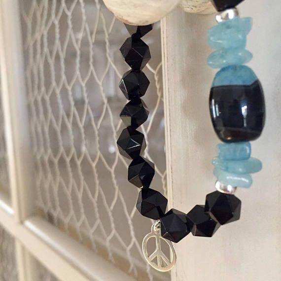 21 best bracelet perle images on pinterest pearl bracelet woman bracelet perle pierre bracelet perle bracelet femme fandeluxe Gallery