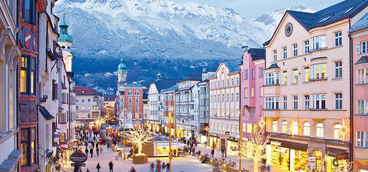Innsbruck's Christmas markets © Innsbruck Tourismus