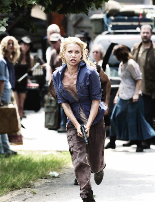 "The Walking Dead season 3 episode 9 ""The Suicide King."""