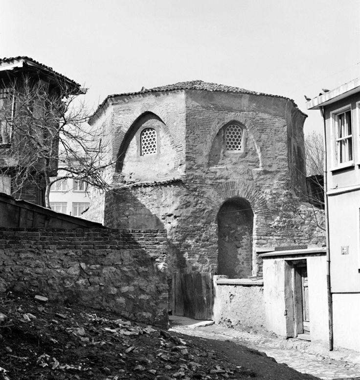 Zeyrek Şeyh Süleyman Mescidi / 1969