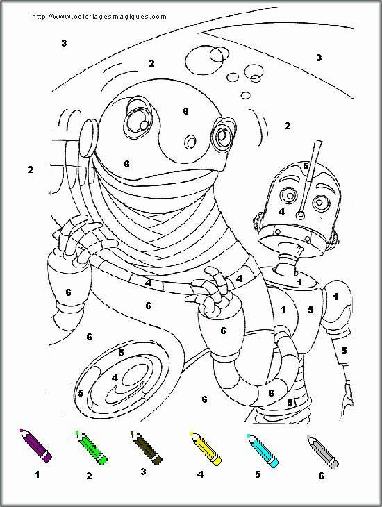 Coloriage Robot Gratuits A Imprimer Nos Dessins A Colorier De Robot Seront Satisfaires Les Petits Comme Les Plus Grands