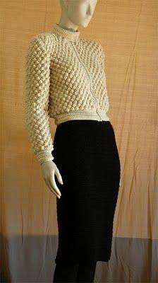 Josep Mestres CROCHET AND KNIT INSPIRATION: http://pinterest.com/gigibrazil/crochet-and-knitting-lovers/