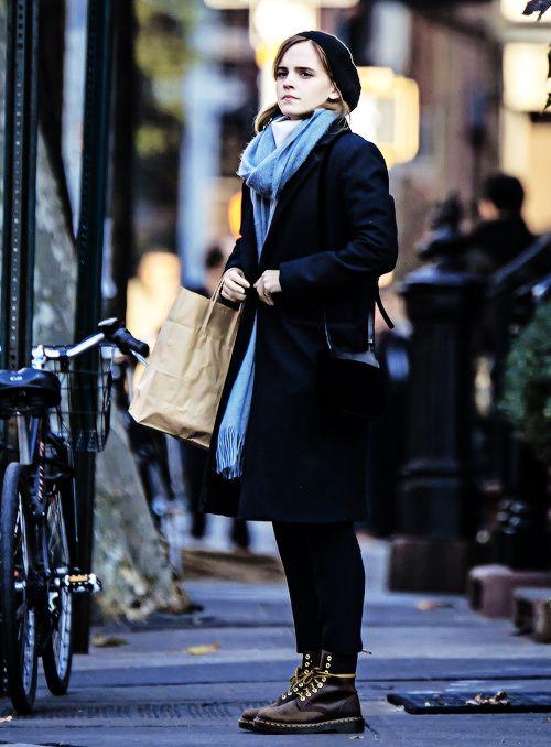Emma Watson in NYC (11/28/16)