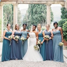 Image result for different bridesmaid dresses