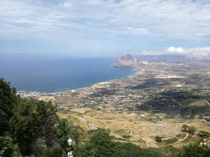 Erice | Trapani | Sicily | Travelling | Summer