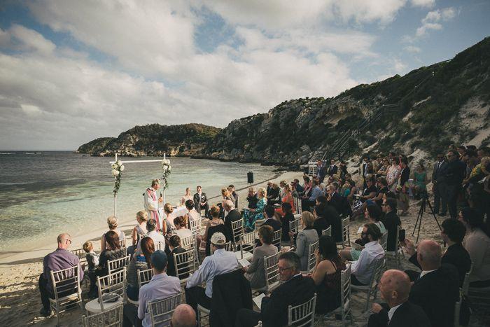 Brian + Larissa – Rottnest Island » Denmark and Albany Wedding Photographer