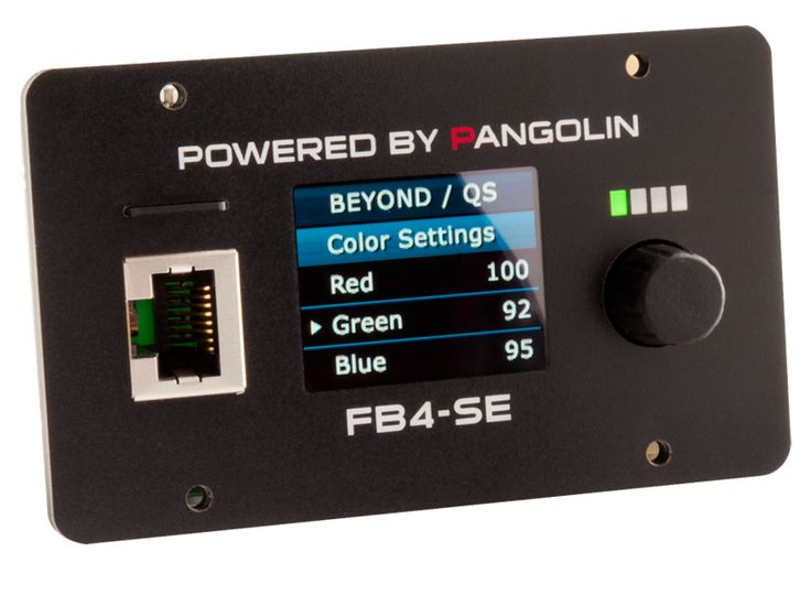 Pangolin Laser Systems Inc.