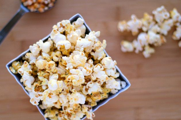 Cool Ranch Popcorn: Wicked Good Snacking