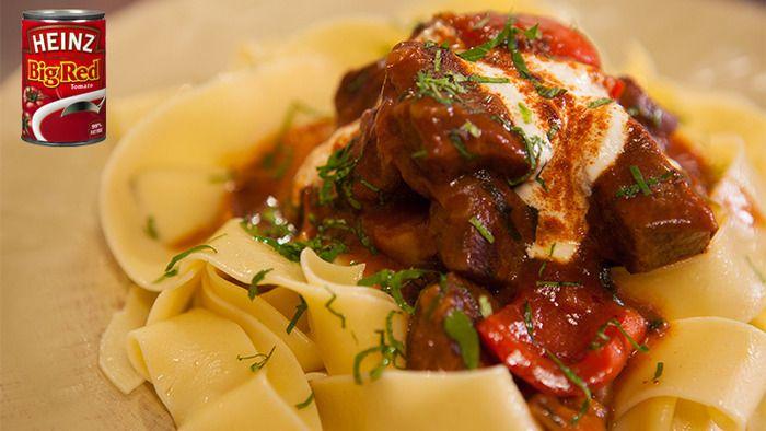 Beef Goulash | Just cook it! | Pinterest