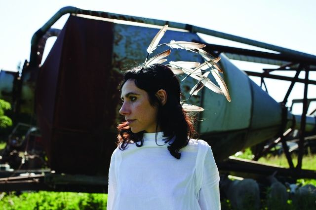 DTRH16: Langs de brandhaarden van PJ Harvey