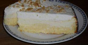 Tvarohový koláč bez múky a cukru - Receptik.sk