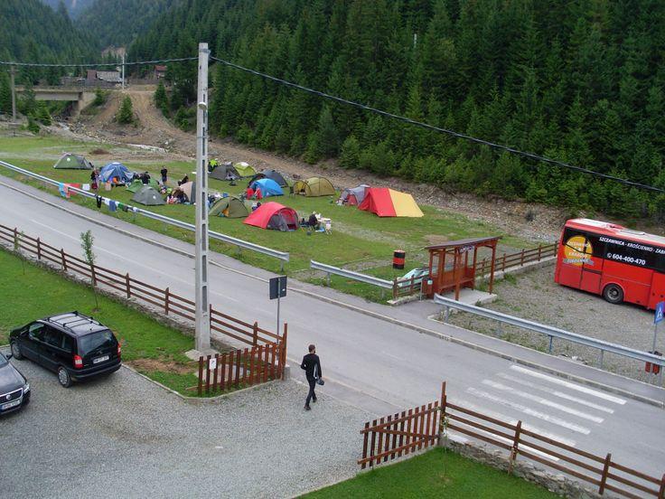 pensiune camping laura