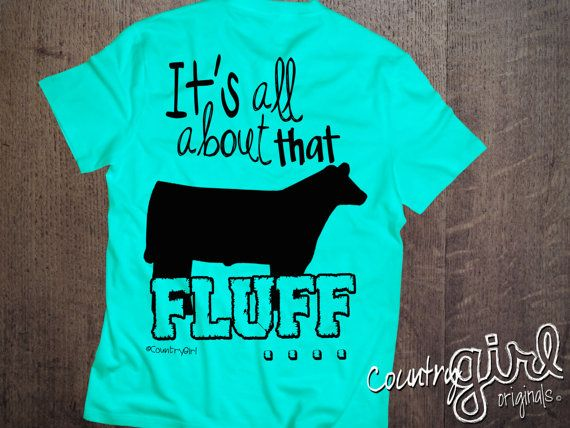 It's alll about that FLUFF...  Livestock by CountryGirlOriginals
