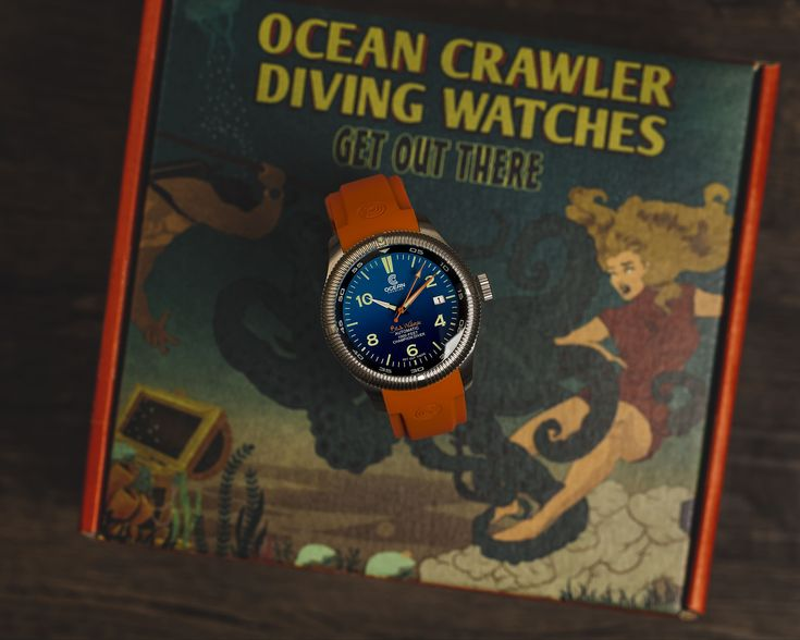 Ocean Crawler Dive Watch - New Blade Wakatobi - http://soheri.guugles.com/2018/01/27/ocean-crawler-dive-watch-new-blade-wakatobi/
