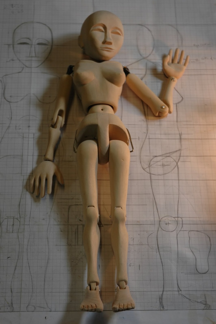 marionette joints