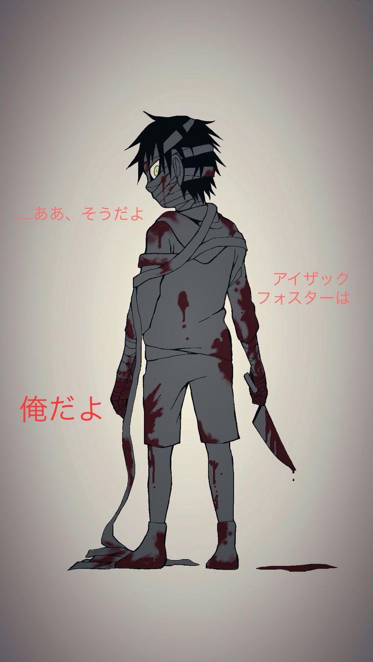 Angel of Slaughter Fanart Zack
