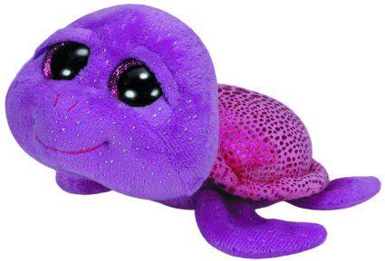 Ty Beanie Boos Slow Poke the Turtle 36105: Amazon.co.uk: Toys & Games