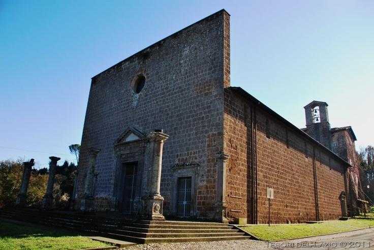 #Corchiano (Viterbo), #Lazio - Chiesa della Madonna del Soccorso - Photo M. Pesci (01- 2011) - © All rights reserved -Tesori del Lazio