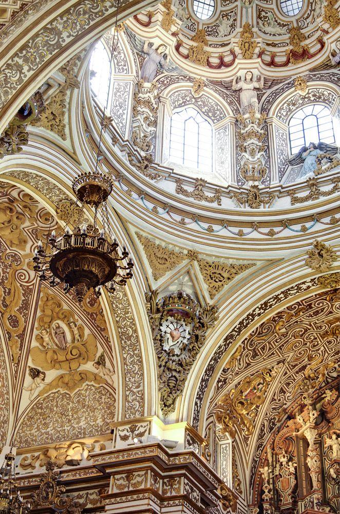 Basilica Nuestra Senora de Las Angustias, Granada, Spain.