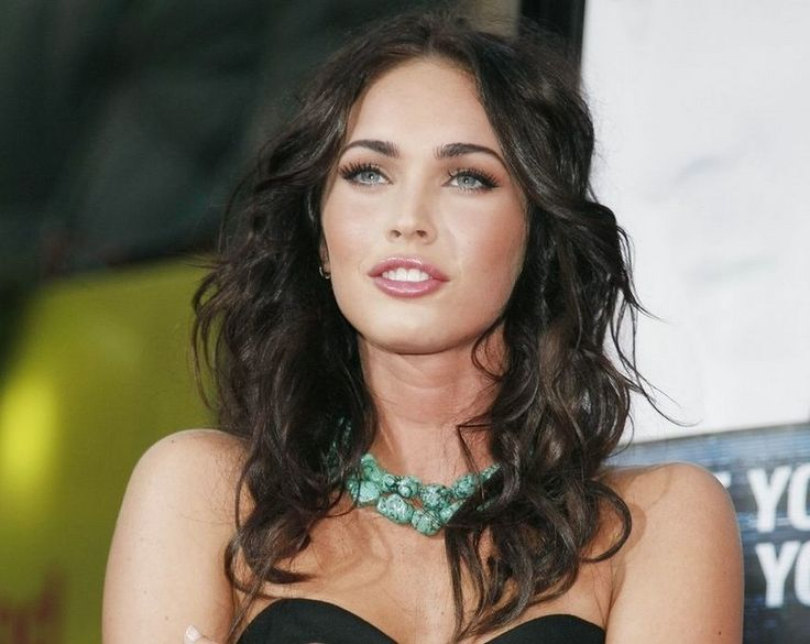 megan fox hair styles 1000 ideas about curly haircuts on 4082 | 74ad5fbfc3c4f5a0766526c94aaabb1b
