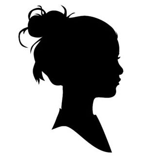 "Silhouette of a ""Lady"""