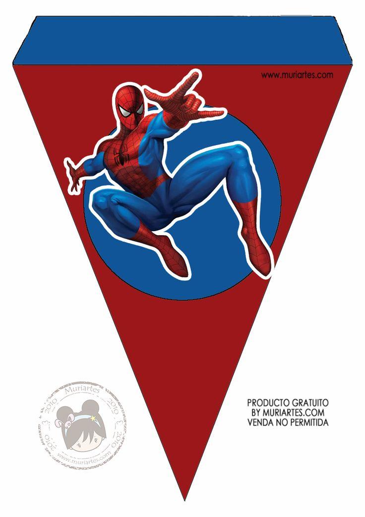 Imprimibles Spiderman - www.susaneda.com                              …
