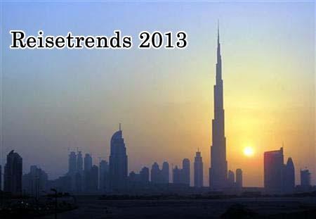 Reisetrends 2013 - http://billigreisenasien.blogspot.com/2013/01/reisetrends-2013-in-5-kontinente.html