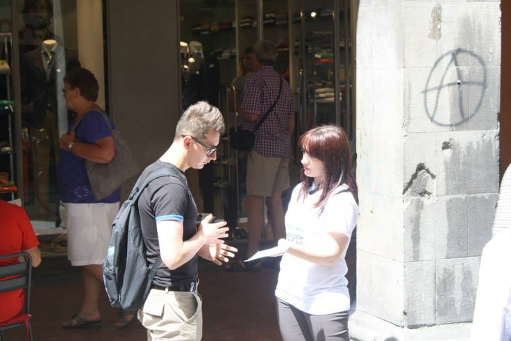 #italy4science conversa col pubblico