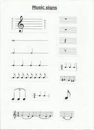 Výsledek obrázku pro houslový klíč pracovní list