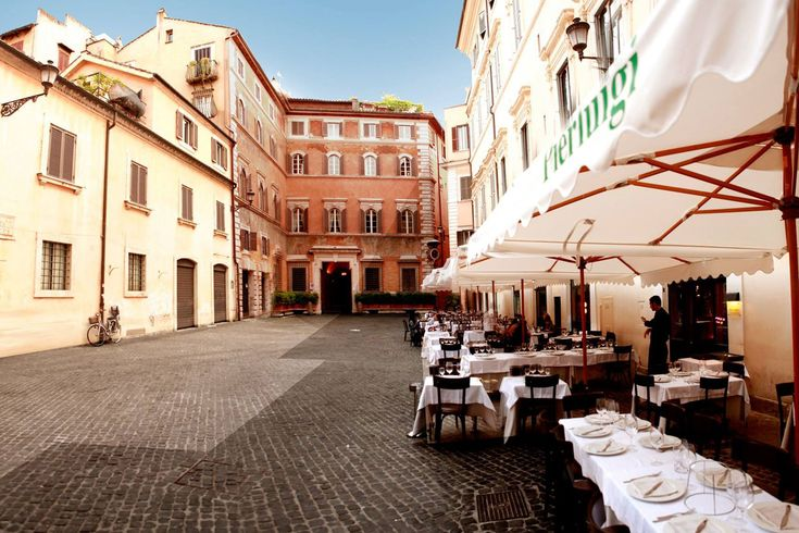 The 11 best restaurants in Rome