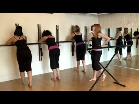 BarreConcept - Ultimate 20 minute barre exercise workout - YouTube